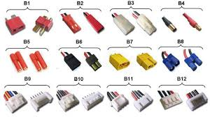 Rc Car Battery Plug Types
