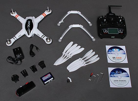 Walkera Qr X350 Gps Fpv Quadcopter Phantom Review