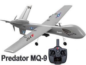 Rc Predator Drone Plans